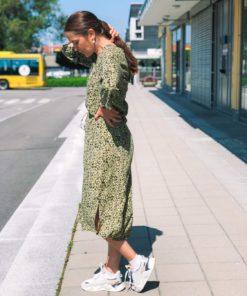 Zaya Dress Animal Print