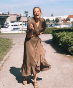 Karven Dress Chocolate Chip