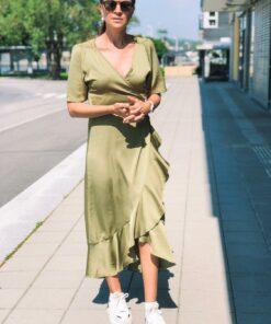 Karven Dress Martini Olive