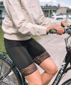 Kariana Bike Shorts Black