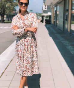 Kimaya Shirt Dress