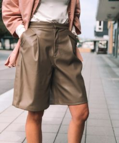 Karlee Long Shorts Chocolate Chip