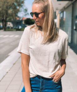Doretta T-Shirt Warm White