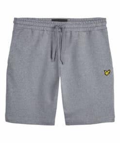 Sweat Shorts Mid Grey Marl