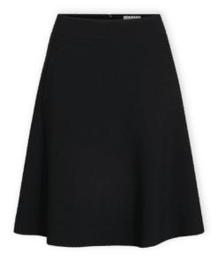 Recycled Sportina Stelly Skirt Black