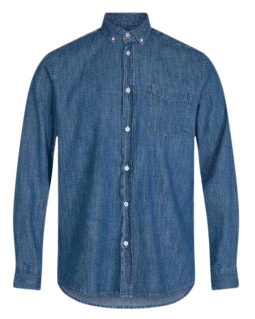 Woodlee Shirt Light Blue
