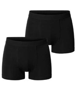 Boxer Brief Modal 2pk Black