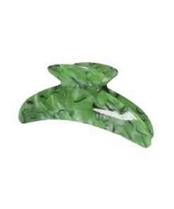 Wilma Hair Claw Grønn Mix Hårklype