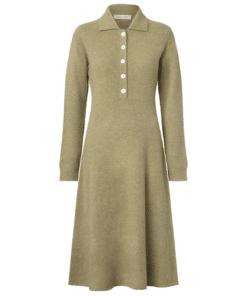 Amarita Dress Covert Green