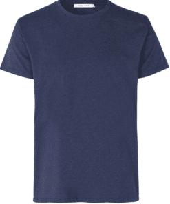 Kronos Blå T-Skjorte