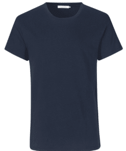 Kronos Mørkeblå T-Skjorte