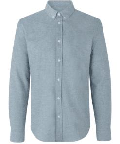 Liam BX 14039 Blå Skjorte