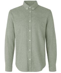 Liam BX 14039 Grønn Skjorte