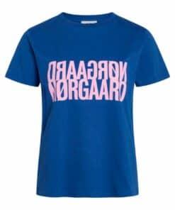 Trenda P Blå T-Skjorte