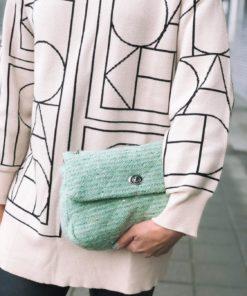 Auva Hollis Bag Mintgrønn Veske
