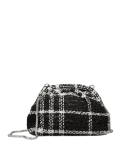 Pora Bria Bag Sort Tweed Veske
