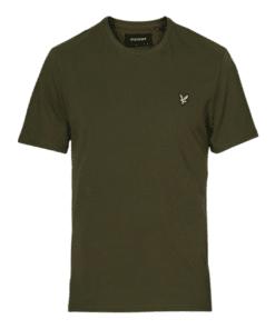 Pain Crew Neck Grønn T-Skjorte