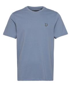 Pain Crew Neck Blå T-Skjorte