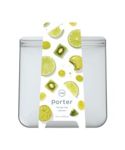 Porter Sandwich Bag Mint 1000ml